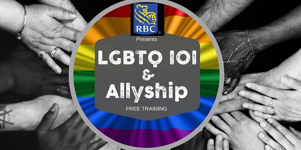 LGBTQ 101 & Being an Ally