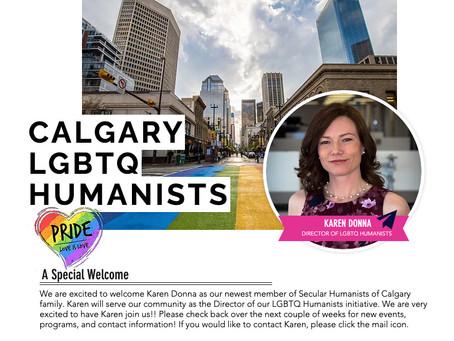New LGBTQ+ Humanist Director