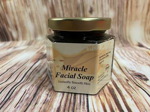 Miracle Black Soap