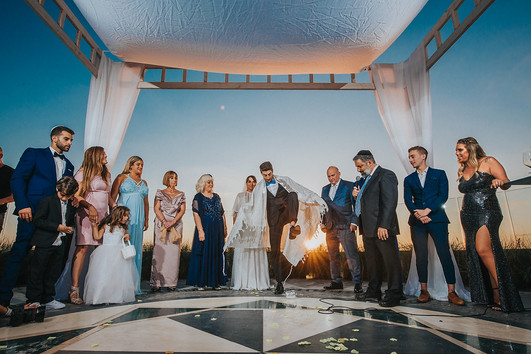טקס החופה - Ceremony