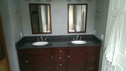 Bathroom renovation by Skill-Built