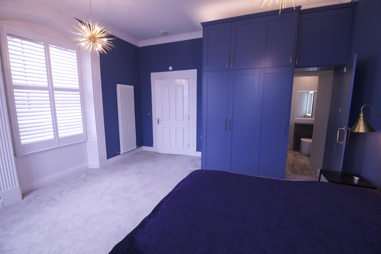 Doorway, carpet, wardrobe, ensuite