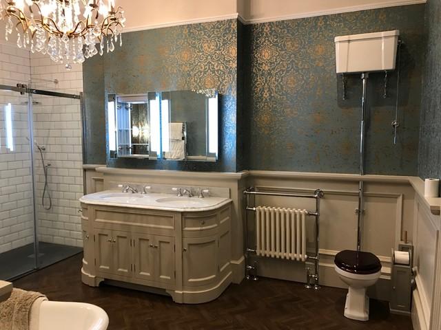 New vanity unit