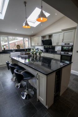 The island makes this great kitchen