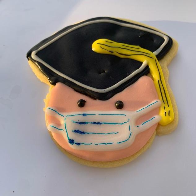 Grad Cookie
