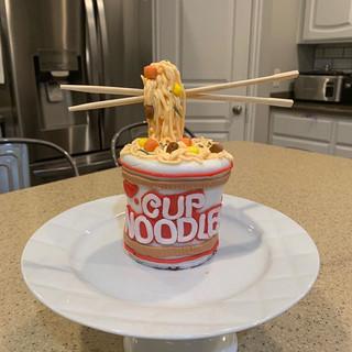 Cup Noodles Cake