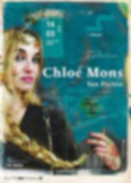 Chloé Mons Yan Pechin Le séchoir Mulhous
