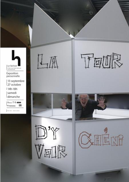LA TOUR D'Y VOIR
