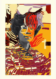 Collage numérique Sandrine Stahl BlackWoman .jpg