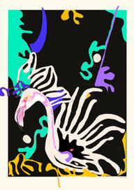 Collage numérique Sandrine Stahl Flamant Rose.jpg