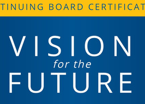Join the Multi-Specialty Vision Commission for the Future of Board Certification
