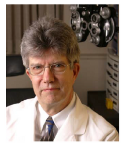Photo of ophthalmologist Dr. Richard P. Mills