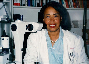 Ophthalmology Community Mourns Pioneering Inventor and Educator Dr. Patricia Bath