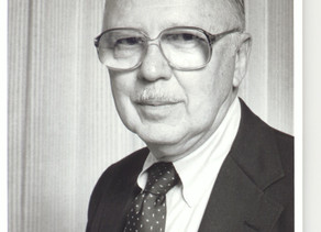 ABO Mourns Dr. William H. Spencer, 1925-2017, Former Executive Director and Emeritus Director