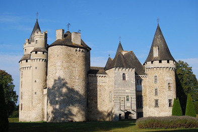 Chateau the Pompadour