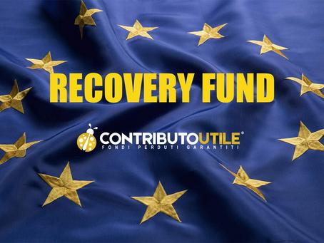 Recovery Fund: COS'E', QUANTO spetterà all'Italia e QUANDO sarà attivo