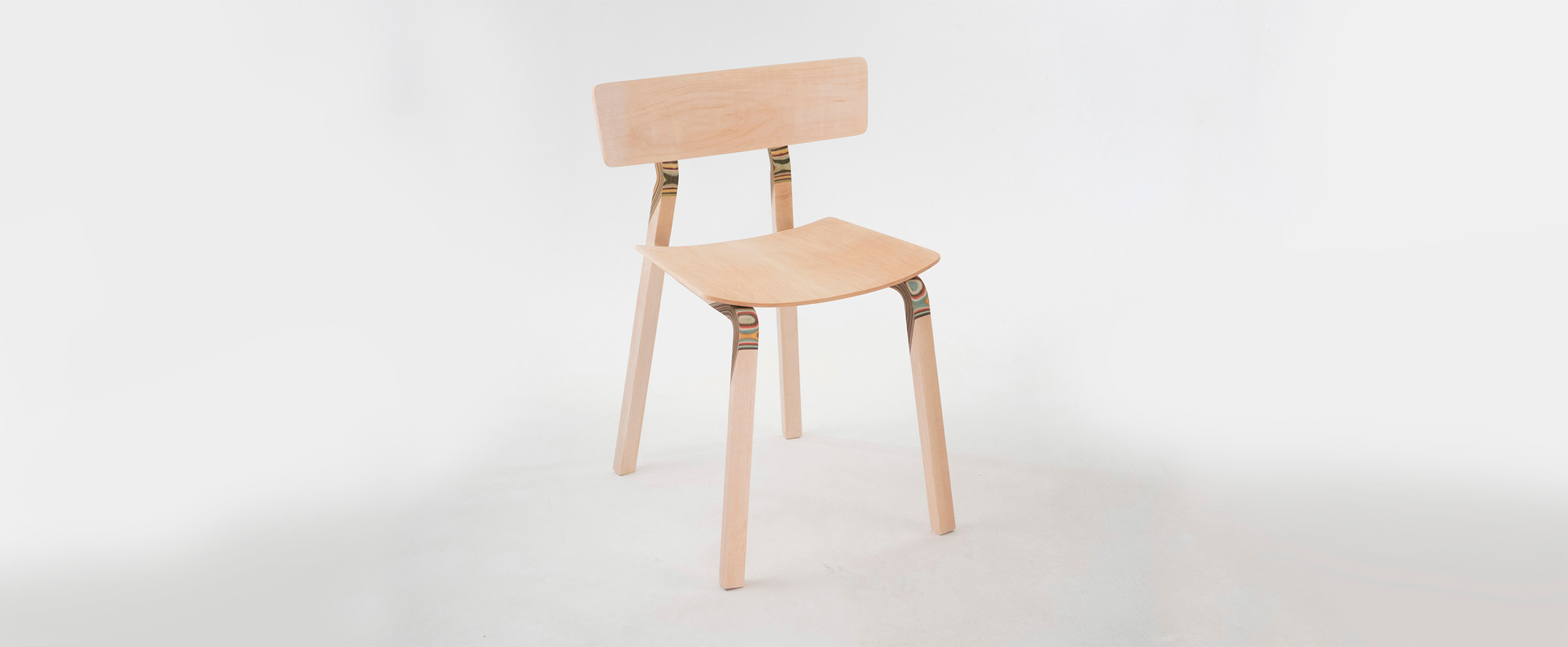 Wood Couture: Knee Chair