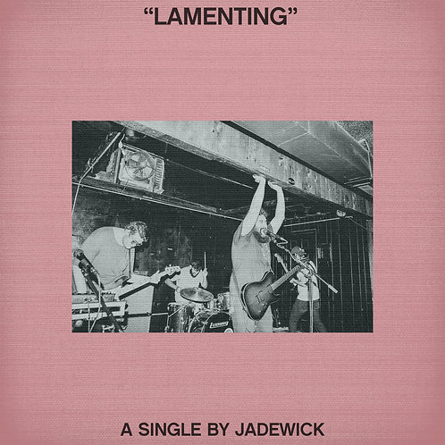 Limited Edition Lamenting Cassette