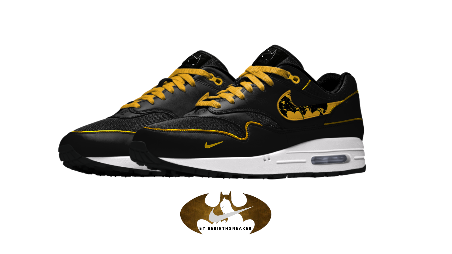 new products a223a a64b5 The lightweight Nike Air Max 1 men s shoe is a revamped version of the  legendary Air Max design. This sneaker is half ID AND HALF CUSTOM. We Used  our ...