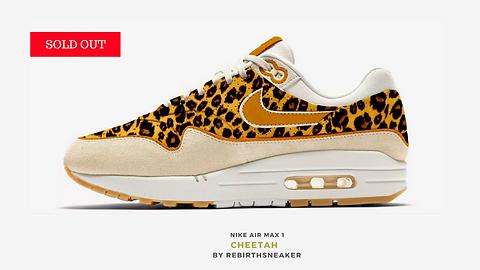 united kingdom aliexpress on wholesale Nike air max 1 Cheetah   rebirth