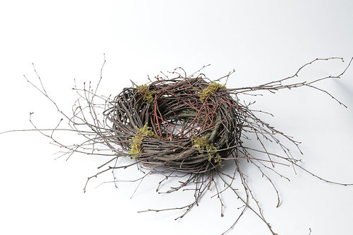 Large Birch/Huckleberry Twist Nest