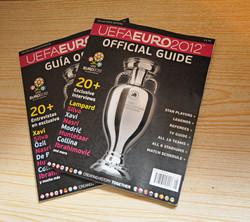 UEFA EURO2012 Magazines