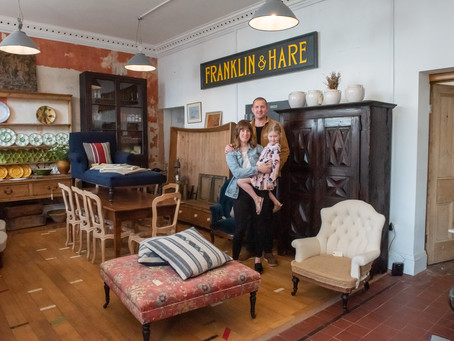 Franklin & Hare move into larger premises