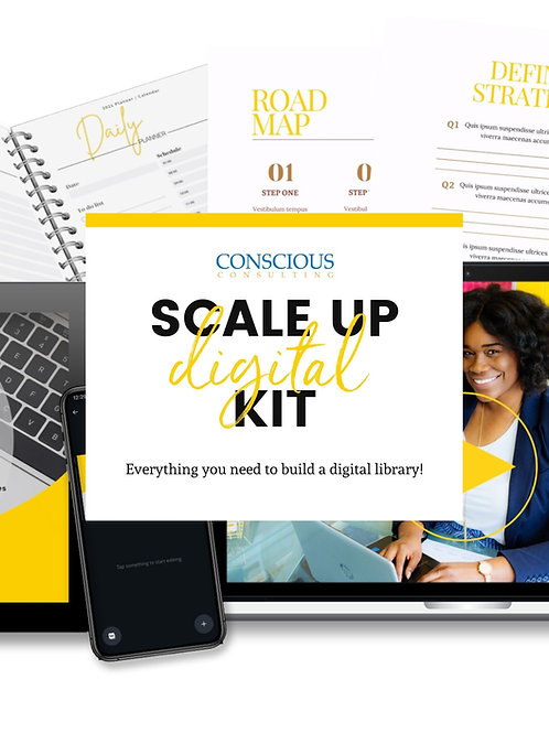 Scale Up Kit