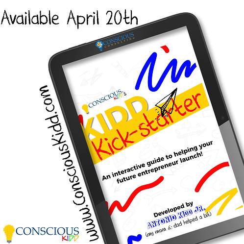 Kidd Kick-Starter Ebook