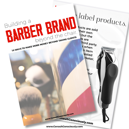 Building a Barber Brand Beyond the Chair