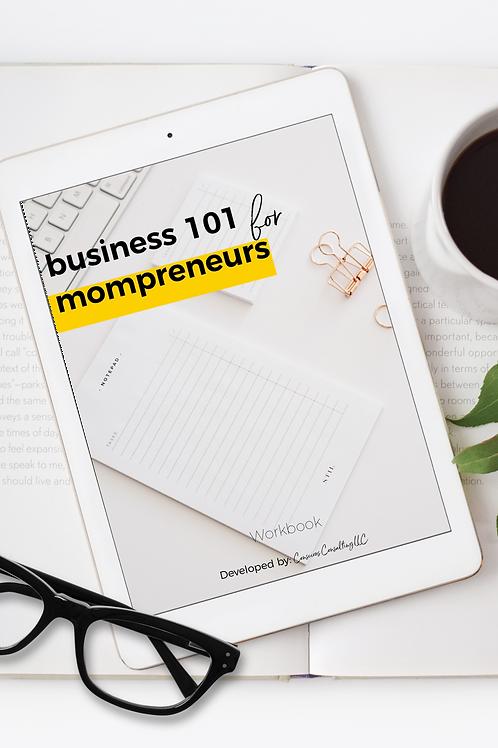 Business 101 for Mompreneurs