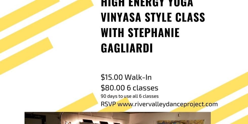 Monday Night Power Yoga