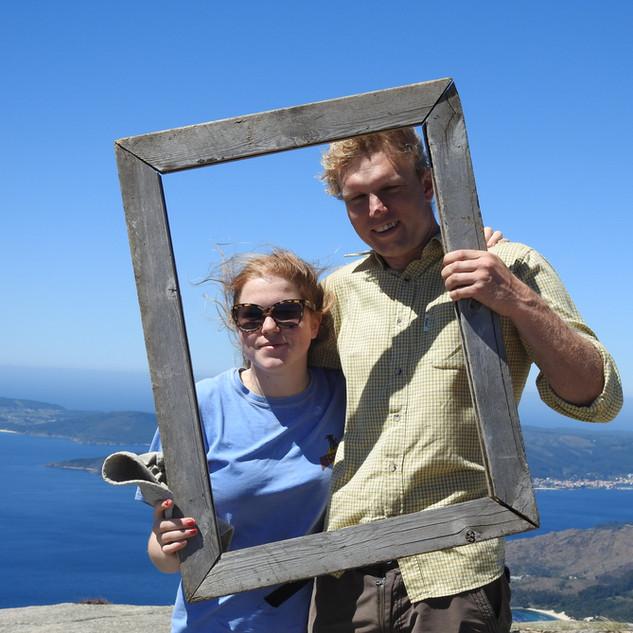On Top of Monte Pindo.JPG