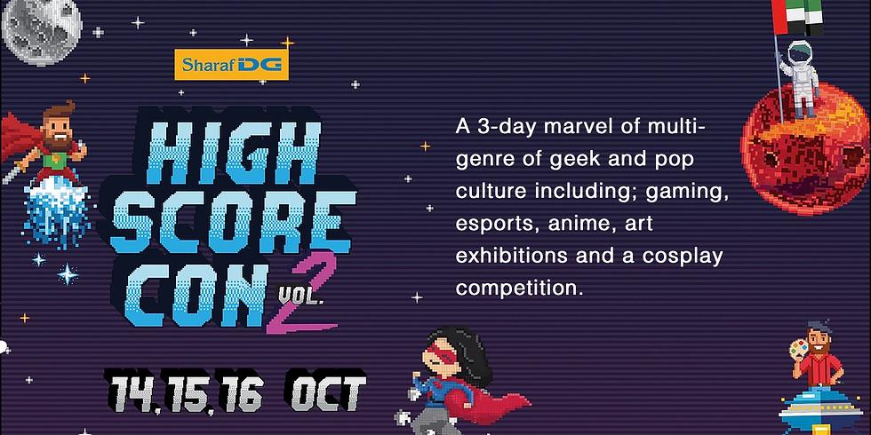 High Score Con Volume 2