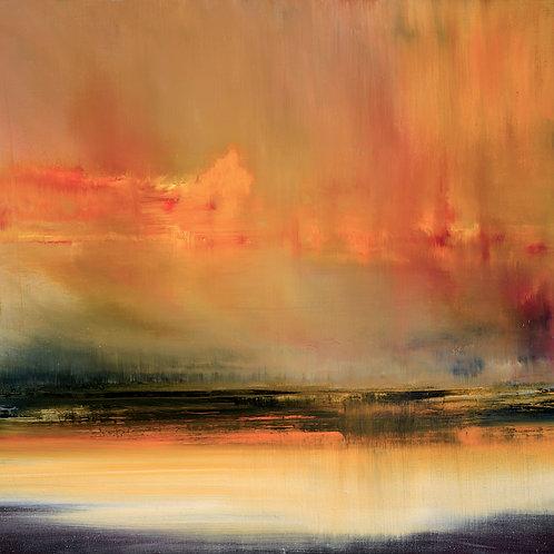 """""""Abstract Skies II"""""""