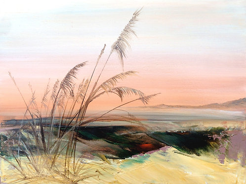 """SEAGRASS""   Original Oil Painting"