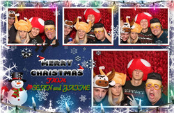 Christmas Photo Booth