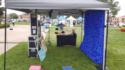 Outdoor Photo Booth