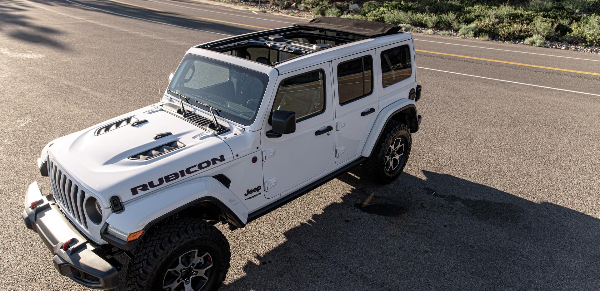 Jeep Wrangler Unlimited Rubicon 4WD