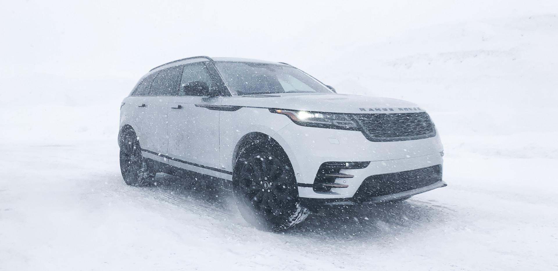 Range Rover Velar 4WD