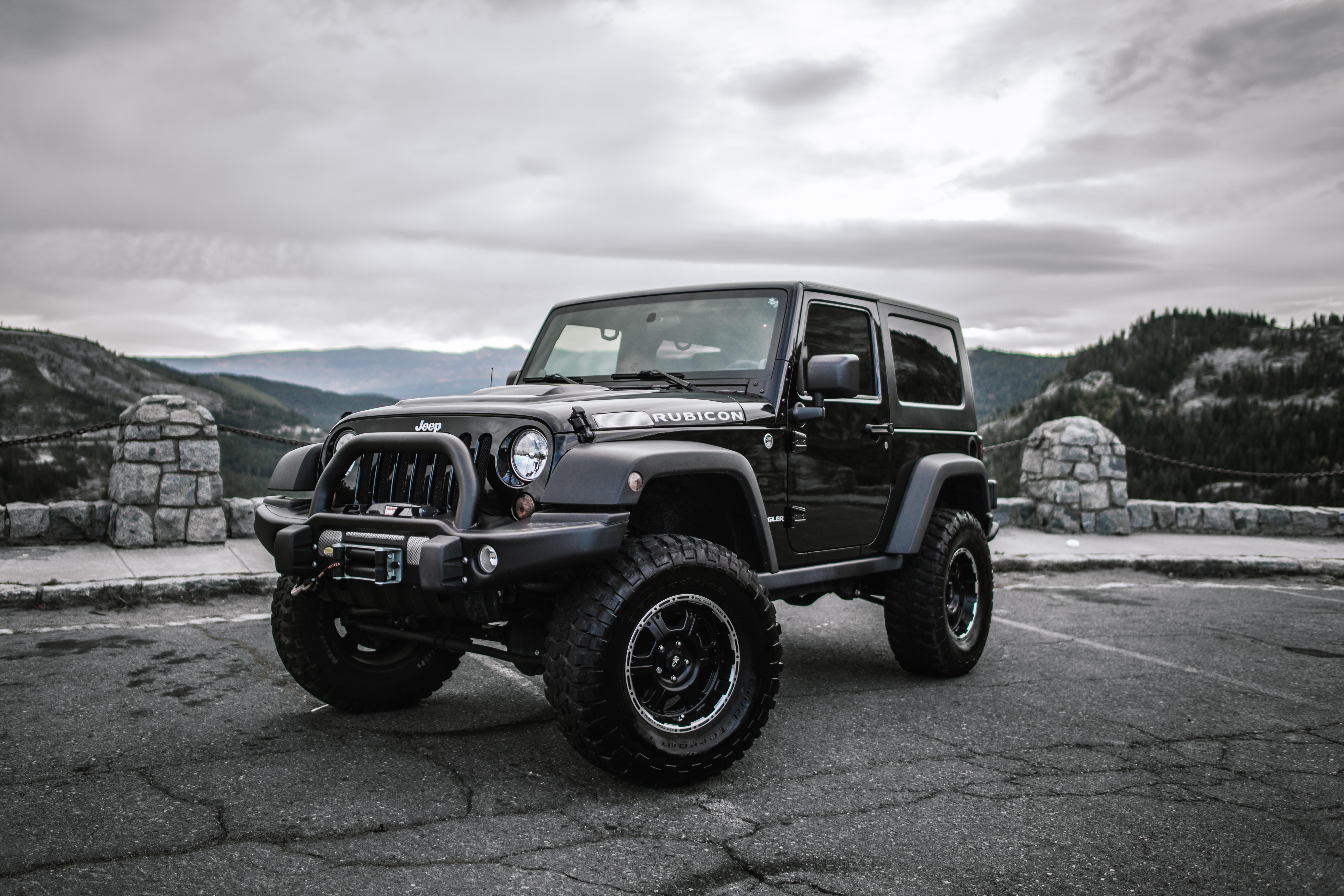 Jeep Wrangler Rental Reno Airport