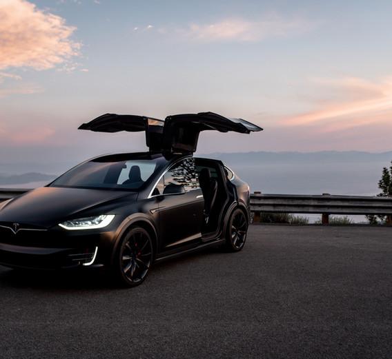 Tesla Model X Rental