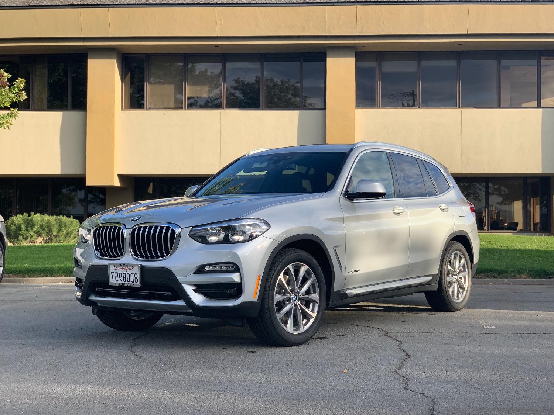 2018 BMW X3 XDrive