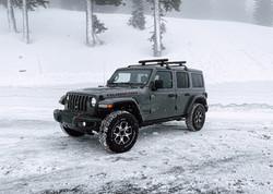 Jeep Wrangler Rubicon Unlimited 4x4 Sky Panel