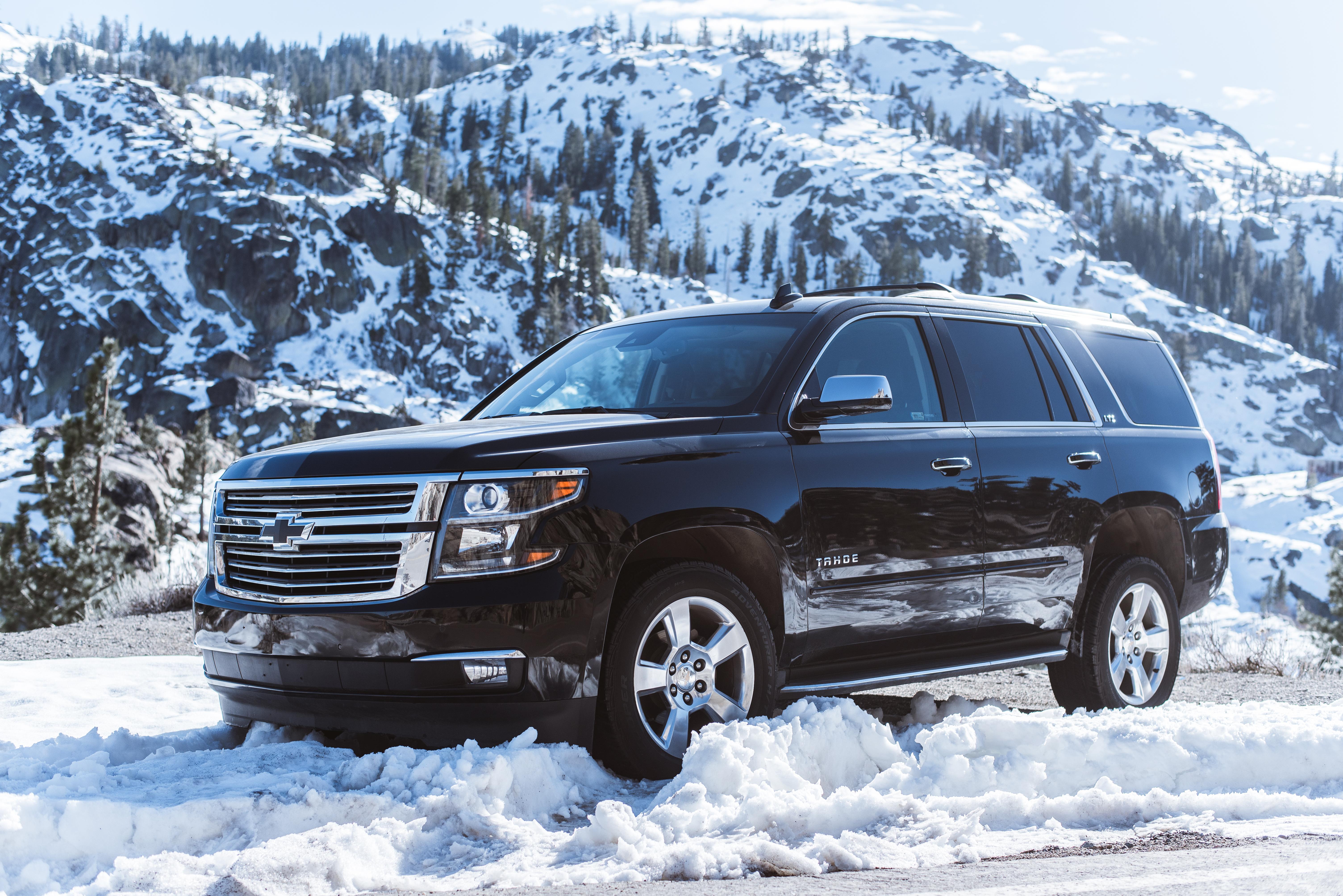 Chevrolet Tahoe Executive