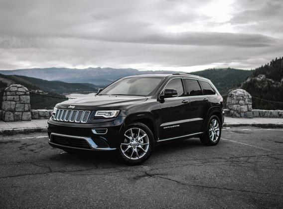Jeep Grand Cherokee Summit 4WD