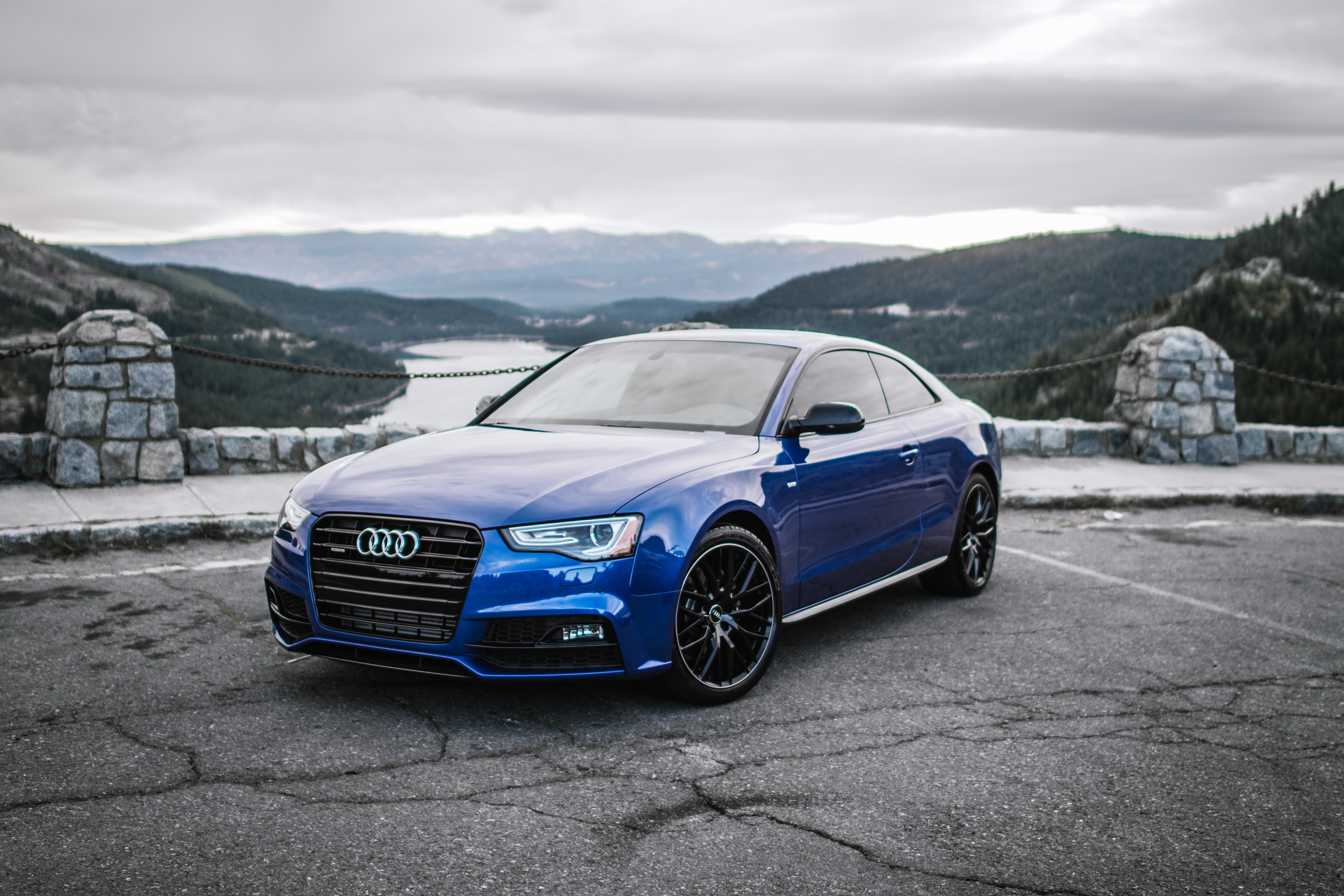 Audi A5 Competition