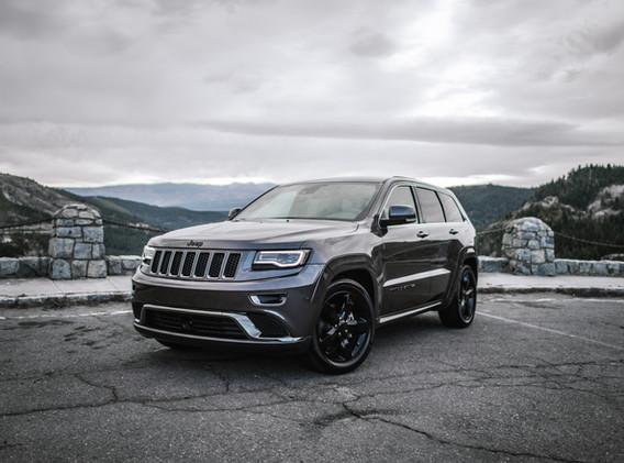 Jeep Grand Cherokee High Altitude 4WD