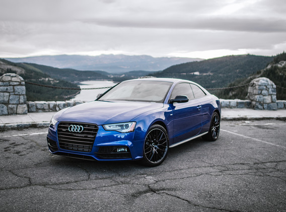 Audi A5 S-Line AWD