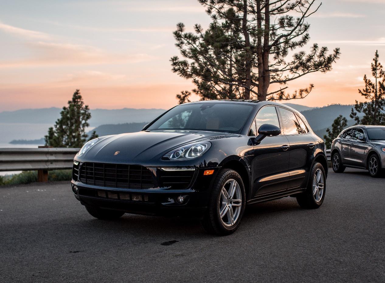 Porsche Macan 4WD